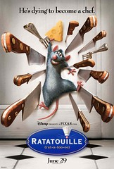 'Ratatouille' de Brad Bird