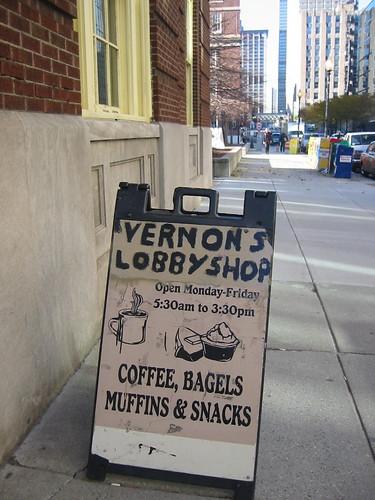 Vernon's Lobby Shop
