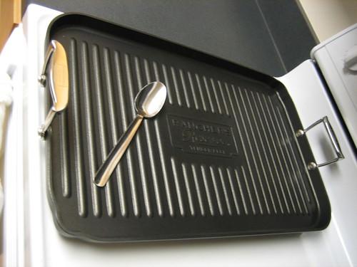 BIG grill pan
