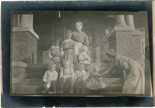 Postcard:  Full House