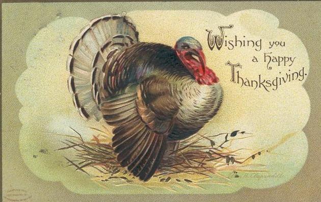 Thanksgiving Happy