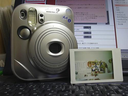 チェキi : Fuji instax mini 30