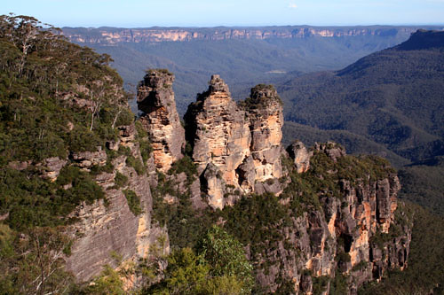 The Three Sisters at Katoomba