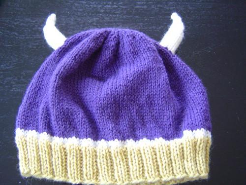 MN vikings hat