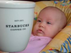 Baby Starbucks