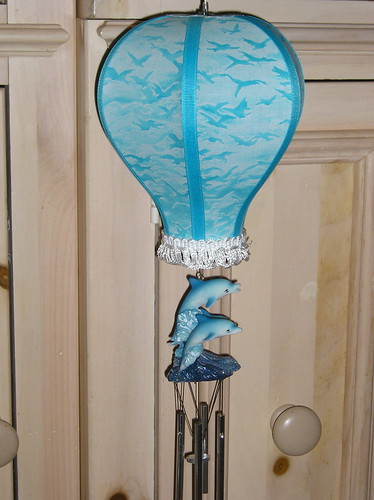 Balloon Wind Chime