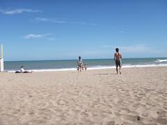 Mar Del Plata Beach