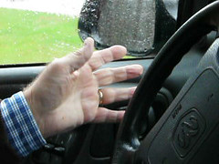 Panasonic FZ30 footage clip: hand