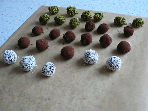 Chocolate truffles 007