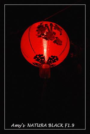 大安森林公園燈籠