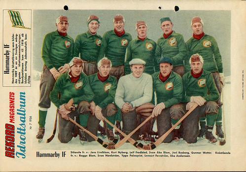 Hammarby IF 1956
