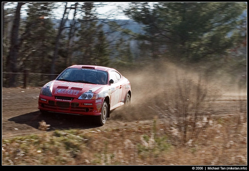 2006 Rally of the Tall Pines