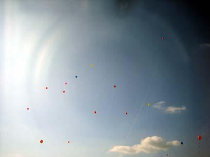 Polka Dot Sky