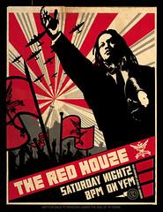 Publicidad Smirnoff Red House