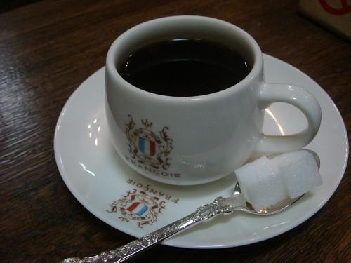 a cafe of Kyoto city 02