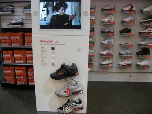 Nike iPod WWW