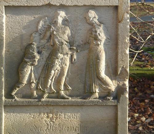 Grab des Mühlenmeisters
