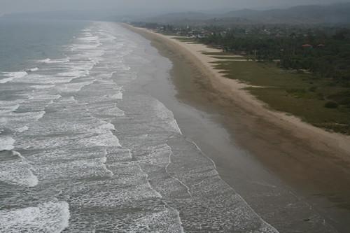 Costa del Pacífico ecuatoriano