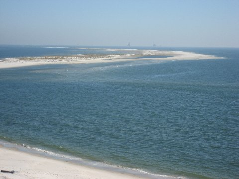 Holiday Isle Condos on Dauphin Island