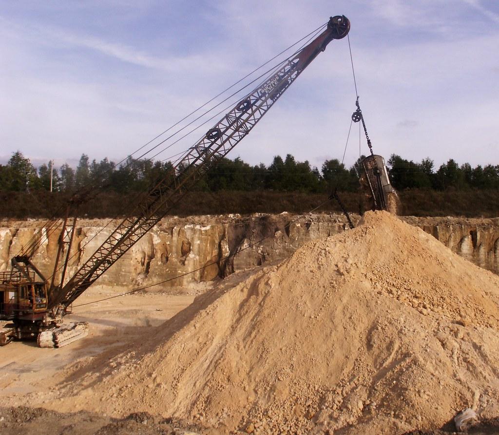 Dredging the Quarry 6