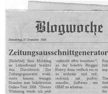 Bild:Zeitung