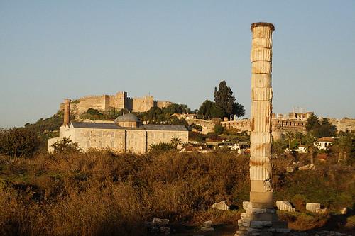 阿提米斯神廟遺址