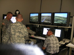 CCTT - Control center working with the civilian