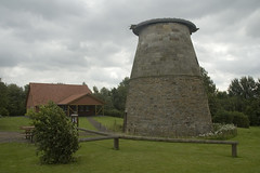 Windmühle in Eisbergen