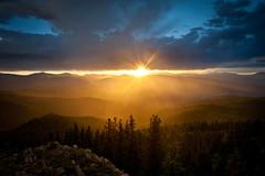 """Coming Rain"" Colorado~Photography~Mountains~Nikon~D700~Lightroom photo by Dan Ballard Photography"