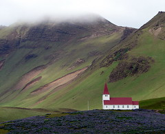 An Icelandic country church photo by bobtravis