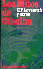 H.P. Lovecraft y otros, Los Mitos de Cthulhu