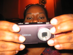 Darla Mack and the Nokia N95
