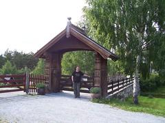 At the Sogn Folkmuseum