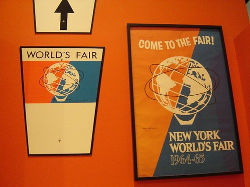 Posters from the '64 Fair.