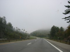 Fog in Upstate New York