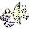 stork twins