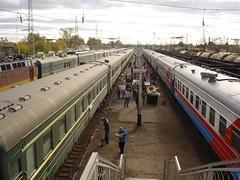 Balezino Station