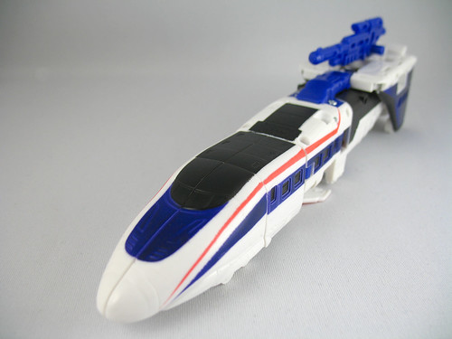 Classics Astrotrain (in train mode)
