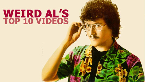 Scott Robbin's Top 10 Weird Al Video Post