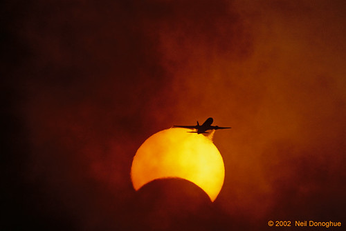 Smoky Eclipse (by Neil D.)