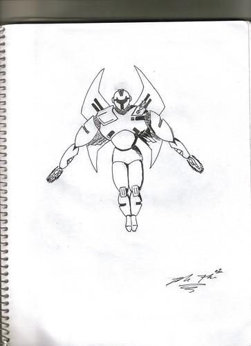 Darksteel sketchbook