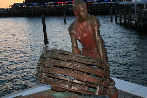 Fremantle wharf