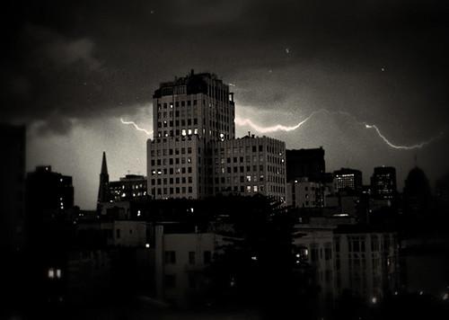 Lightning in the Tenderloin