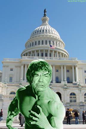 Hulk Smash DC