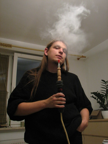 veyDer z fajką