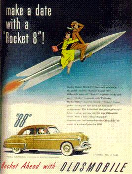 Rocket 88 ad