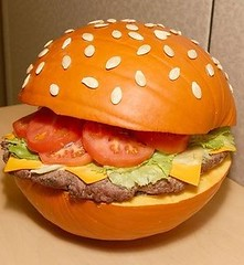 Junk food Halloween