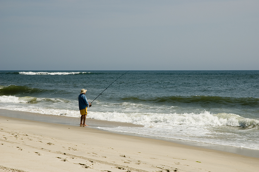 Atlantic Surf Fisherman