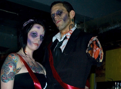 Cannibal Zombie Prom