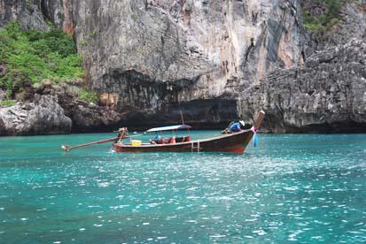 phiphi boat